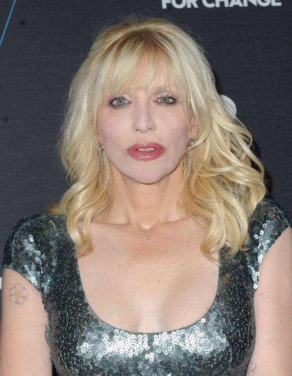 Courtney Love przyznała, że brała heroinę będąc w ciąży