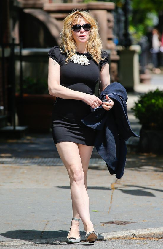 Courtney Love wraca na scen�!
