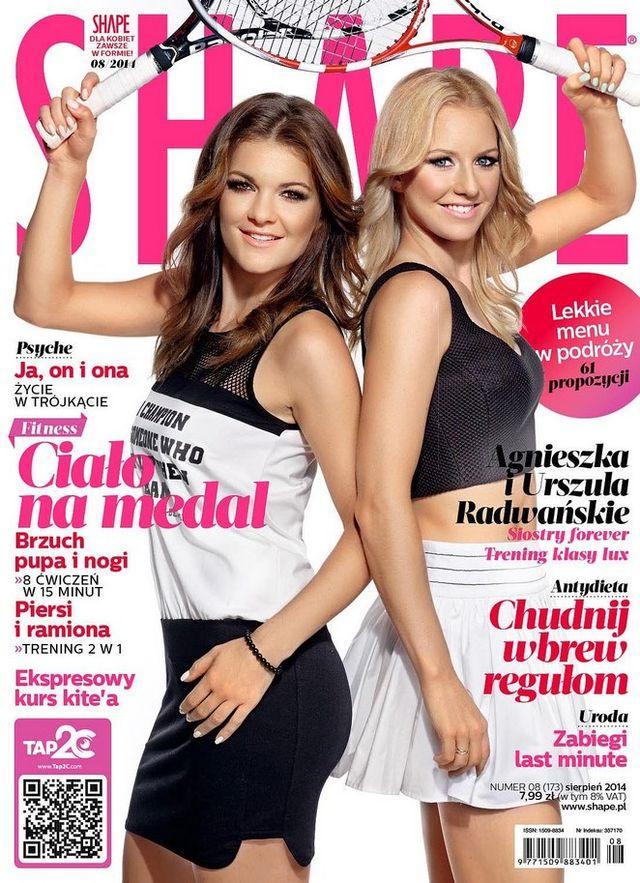 Siostry Radwańskie: Nasze kosmetyczki ważą po 10 kilo!