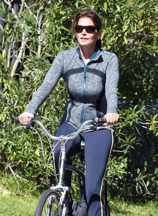 Cindy Crawford stawia na sport (FOTO)