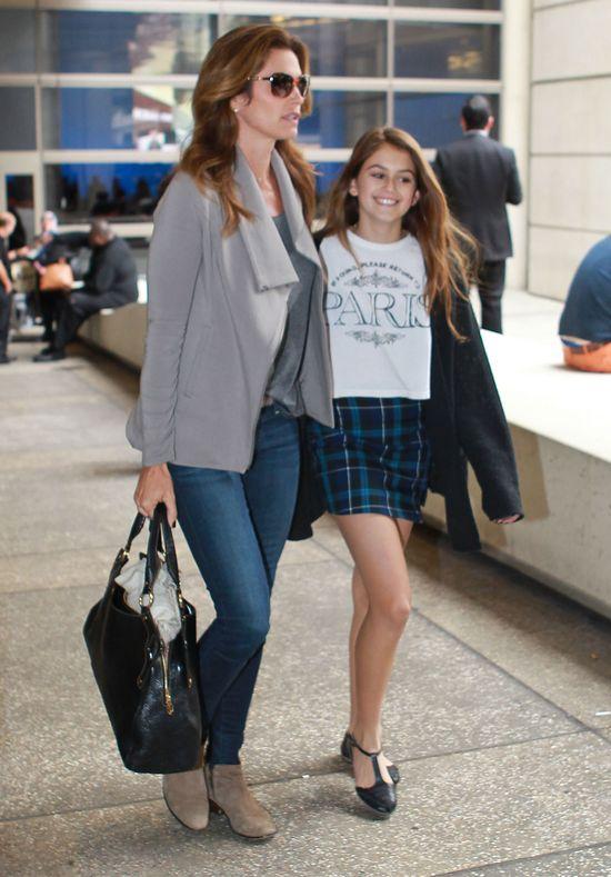 Córka znanej gwiazdy chce zostać drugą Mirandą Kerr (Insta)