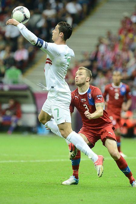Żegnaj Cristiano Ronaldo!  (FOTO)