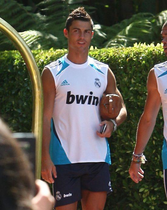 Nicole Neal chce pocieszyć Cristiano Ronaldo (FOTO)