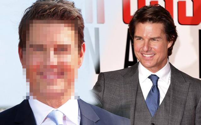 Tom Cruise już tak nie wygląda! Przesadził z BOTOKSEM