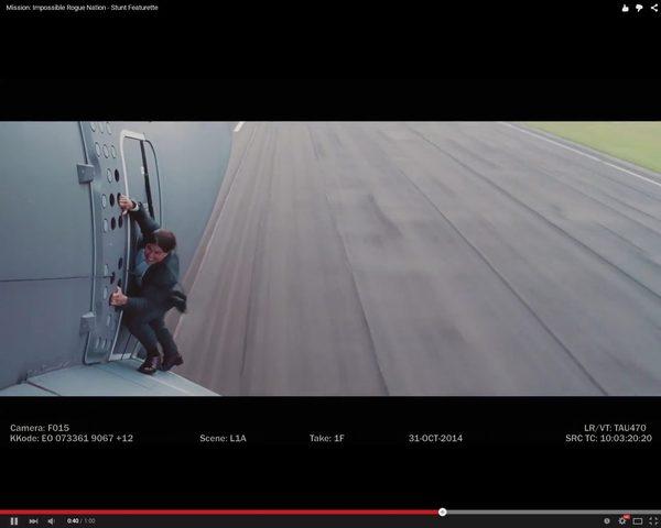 Zobaczcie, jakie jaja ma Tom Cruise! [VIDEO]
