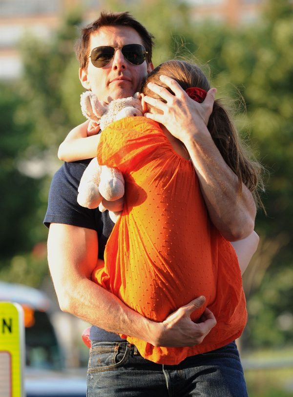 Chyba nie chcielibyście mieć takiego ojca, jak Tom Cruise