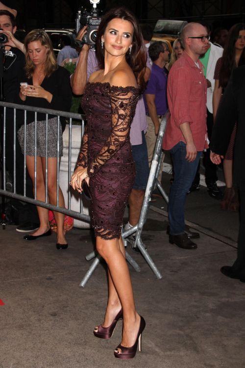 Penelope Cruz jest w ciąży
