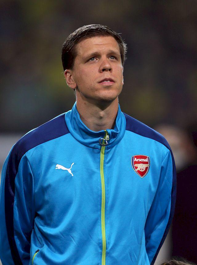 Wojciech Szczęsny jest już w Juventusie! (ZDJĘCIE)