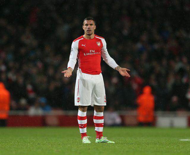 Lukas Podolski komentuje zachowanie Loewa: Każdy z Was pieści sobie czasem...