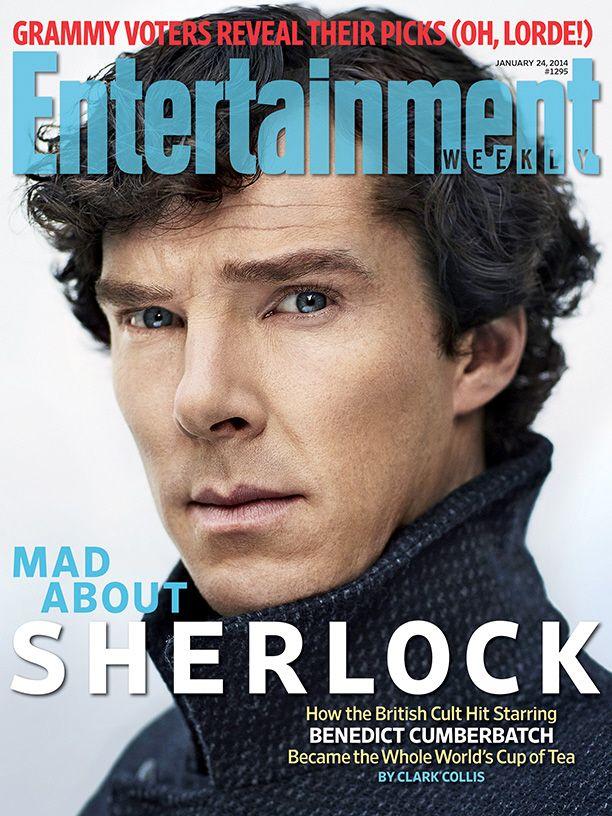 Ludzie byli niezadowoleni z Cumberbatcha jako Sherlocka