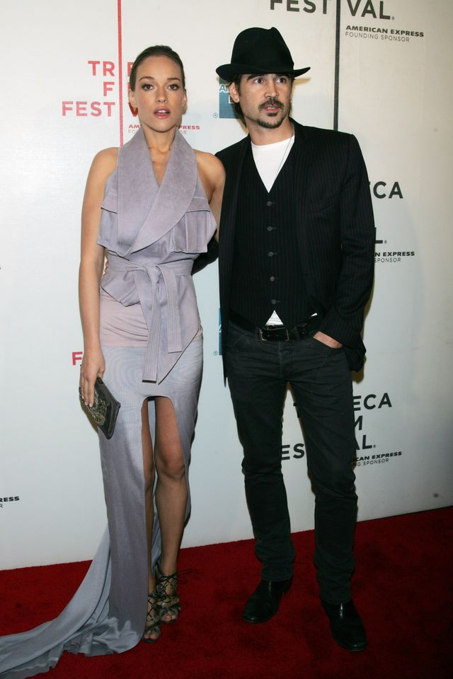 Alicja Bachleda-Curuś i Colin Farrell znowu razem na planie filmowym!