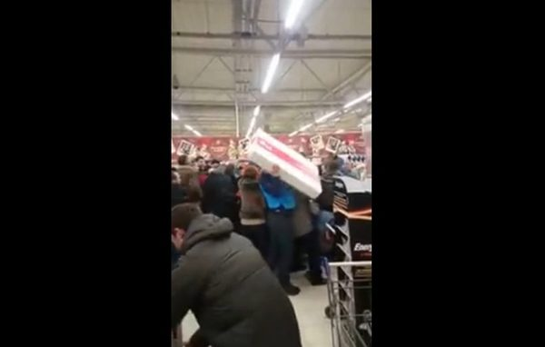 Black Friday w Przemy�lu [VIDEO]