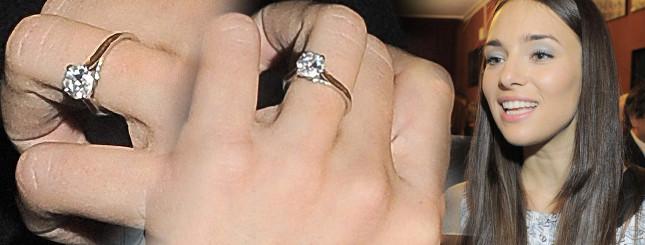 Pierścionek zaręczynowy Anny Czartoryskiej (FOTO)