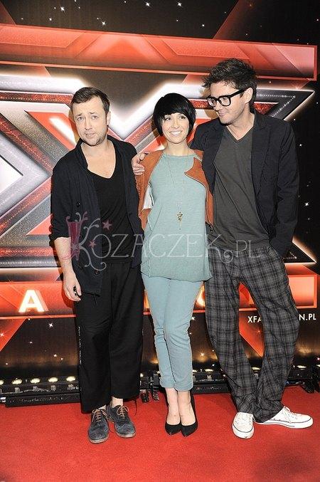 X-Factor 2: prezentacja uczestników (FOTO)