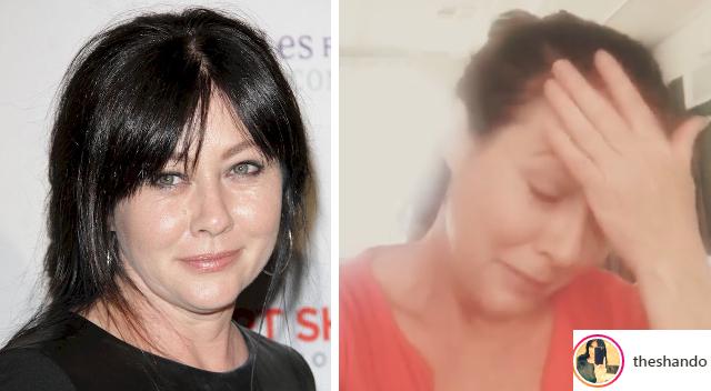 Shannen Doherty znów WALCZY z rakiem! Doszło do nawrotu choroby