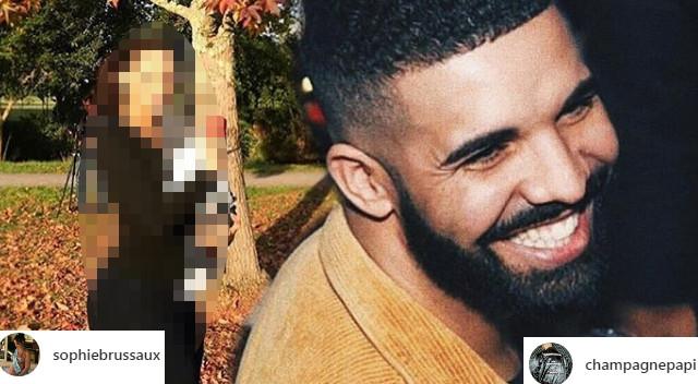 Szok! Gwiazda porno twierdzi, że TO dziecko Drake'a!