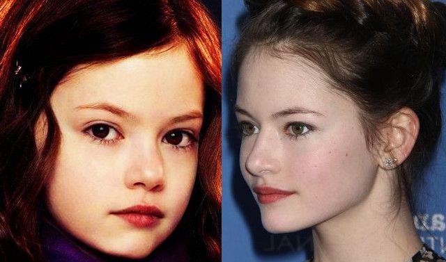 """Mackenzie Foy, czyli Renesmee ze """"Zmierzchu"""" Zobaczcie: Ależ ona piękna! Jak dzisiaj wygląda Renesmee ze Zmierzchu?"""