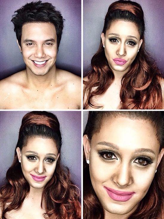 Jako Ariana Grande