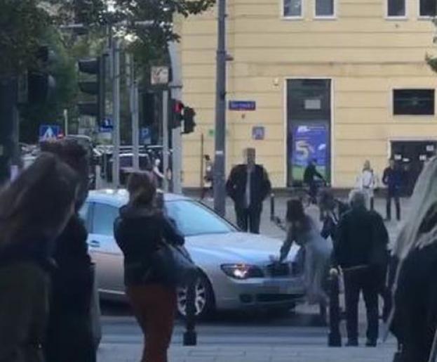Anna Mucha została zaatakowana! Mężczyzna wyskoczył na nią z gazem pieprzowym!