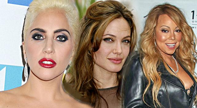 Angelina Jolie, Joanna Krupa, Mariah Carey, a nawet... Pawe� Ma�aszy�ski ma problemy ze swoim cia�em! Serio?!