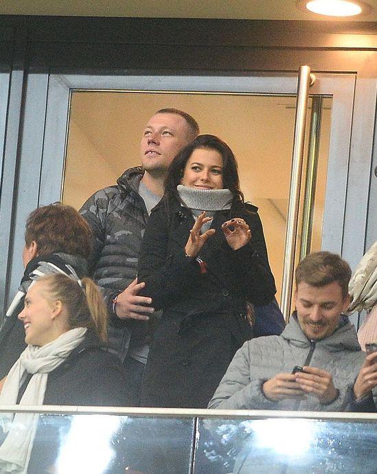 Na krótko przed porodem Anna Lewandowska pokazała swój BRZUSZEK w całej okazałości