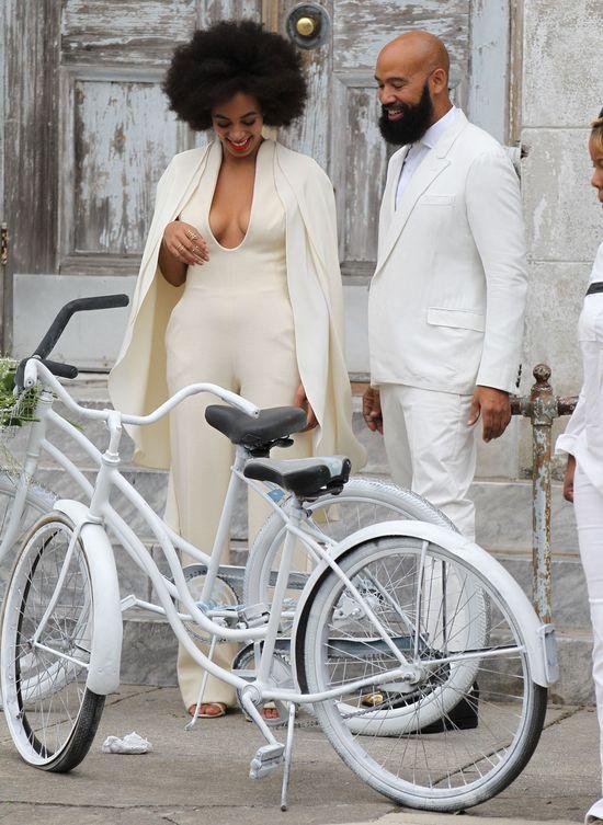 Tak wyglądał ślub siostry Beyonce, Solange