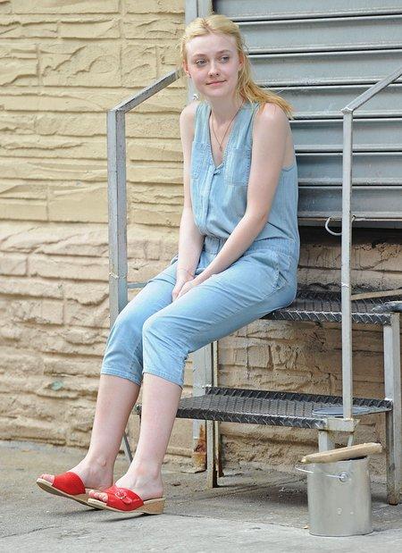 Dakota Fanning wyrosła i wyładniała (FOTO)