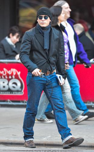 Daniel Craig pokazał się i skasował milion dolarów