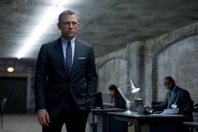 james bond skyfall