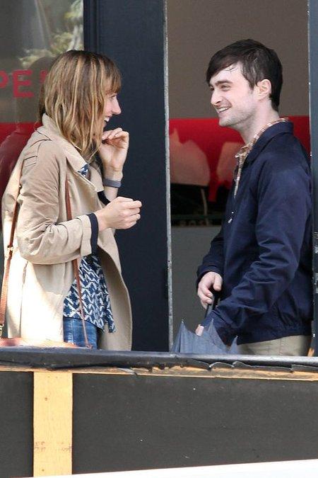 Daniel Radcliffe na planie nowego filmu (FOTO)