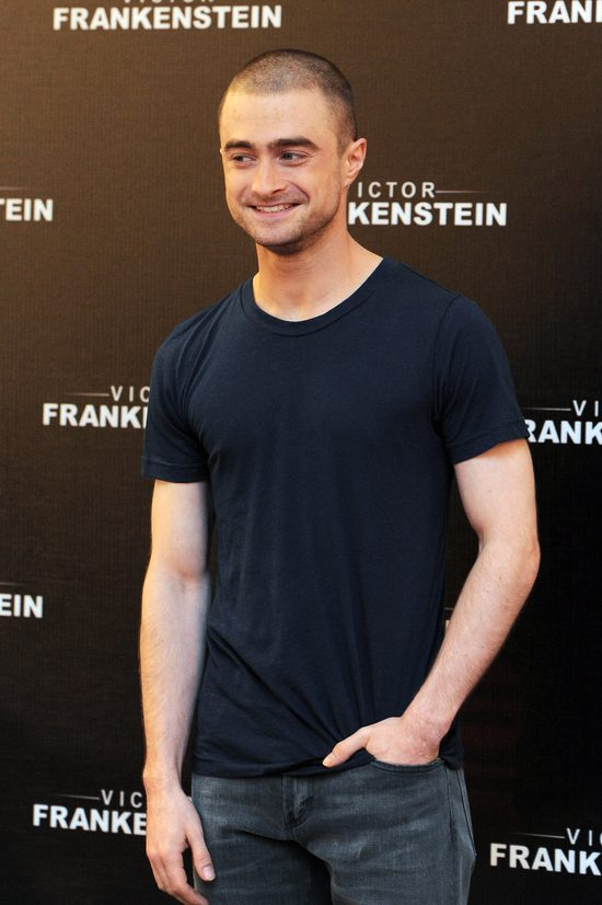Uroczy Daniel Radcliffe na castingu do Harry'ego Pottera
