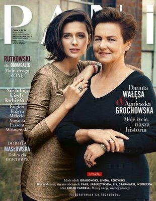 Danuta Wałęsa: Mężczyźni myślą egoistycznie