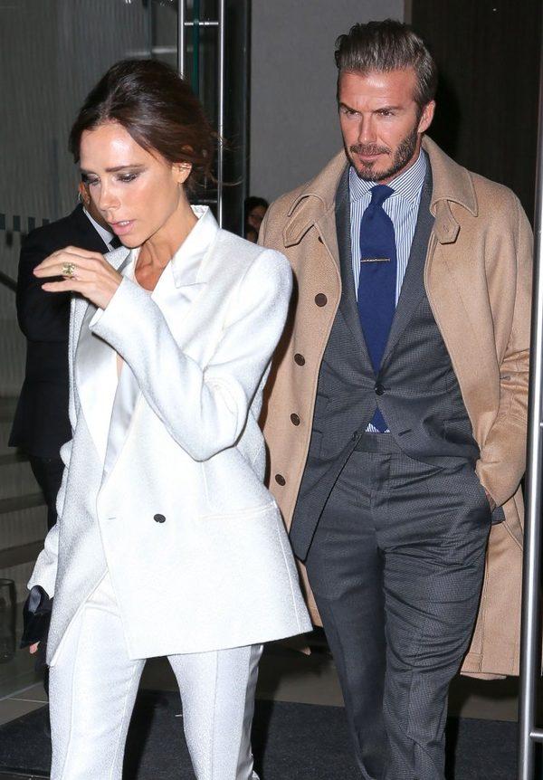 17 lat temu Victoria Beckham wychodziła za mąż i wyglądała TAK (Instagram)