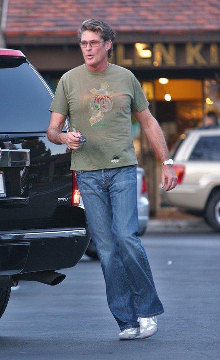 David Hasselhoff ma już 60 lat
