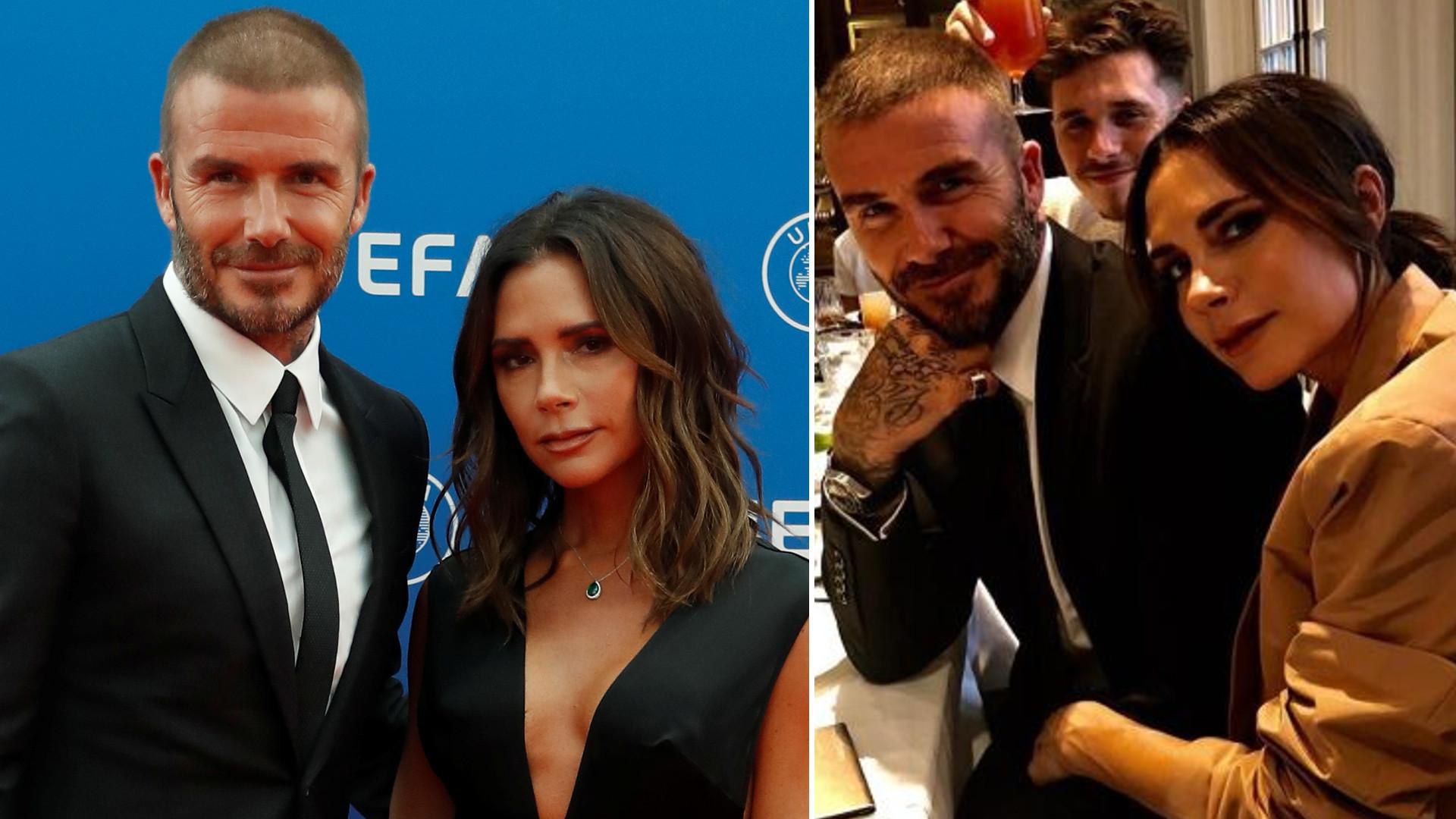 David Beckham przyznał, że w małżeństwie z Victorią MAJĄ PROBLEMY