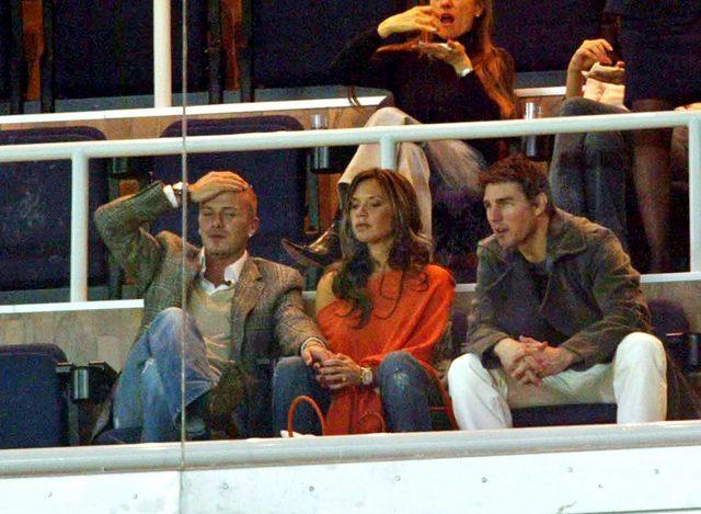 Gdy David Beckham po raz pierwszy zobaczył Victorię...