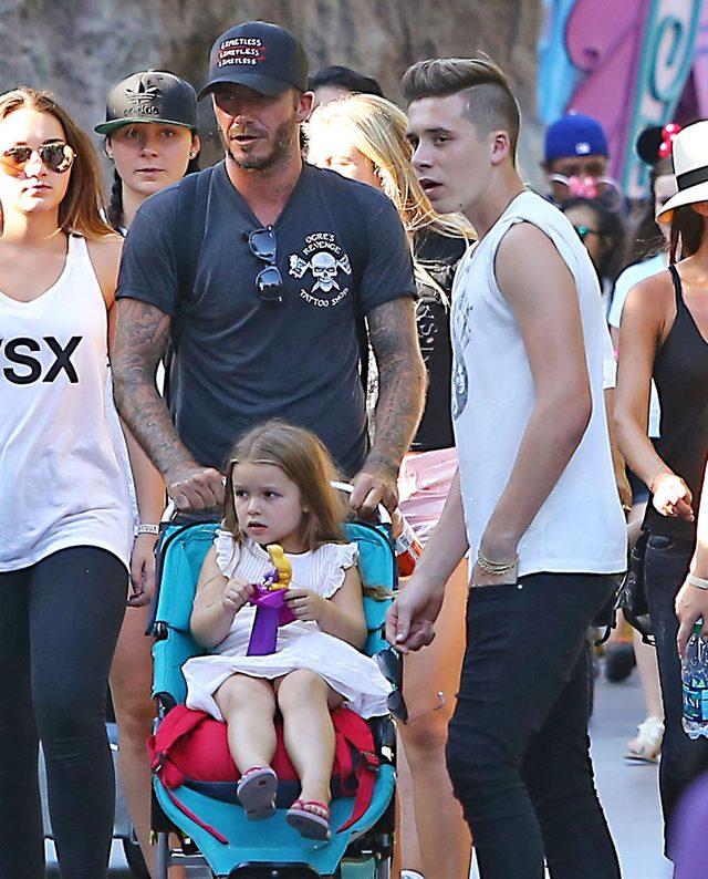 David Beckham pożegnał swoją przyjaciółkę, Kirsty Howard