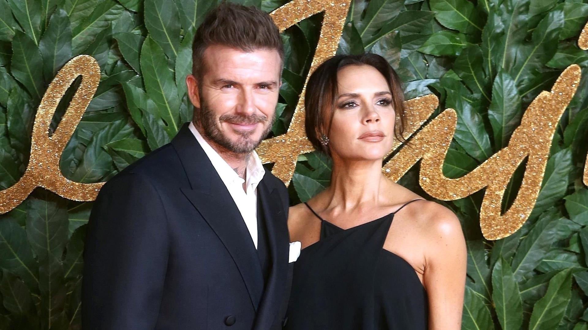 Victoria i David Beckhamowie urządzają MEGA party, by uciąć plotki o kryzysie
