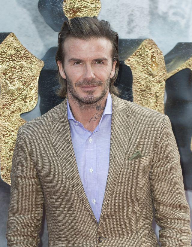 David Beckham przesadził z botoxem? Tłumaczy, że…