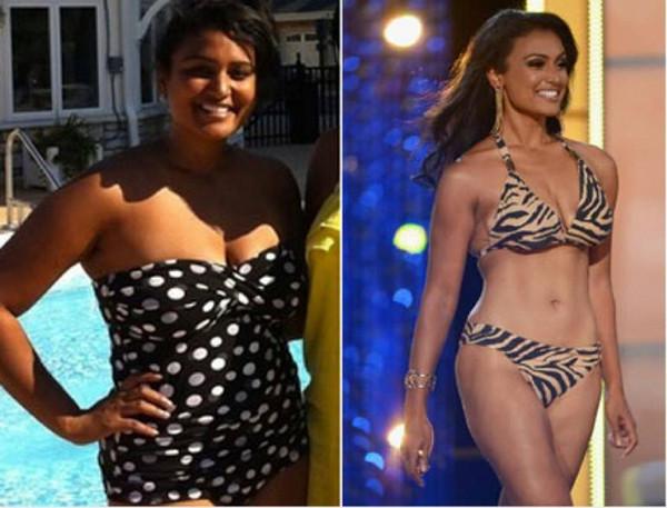 Miss Ameryki ważyła 77 kilogramów!