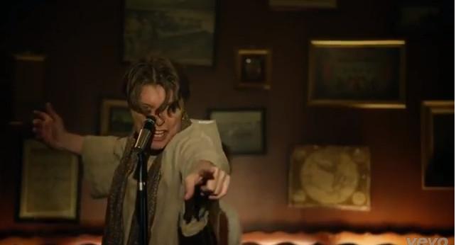 Klip Bowiego zdjęty z YouTube za obrazoburcze treści (VIDEO)