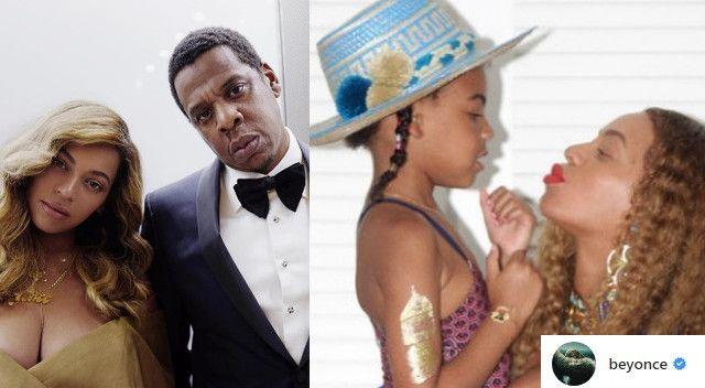 Zarzucono Beyonce, że Blue Ivy nie jest jej biologiczną córką - zdjęcie 1