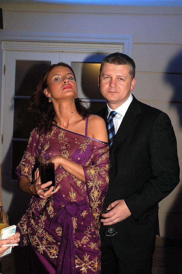 Joanna Horodyńska na starszych zdjęciach