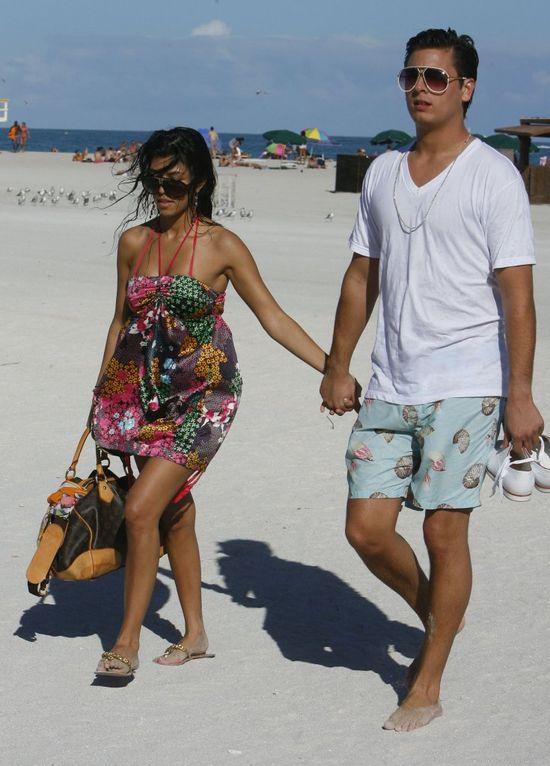 Kourtney Kardashian i Scott Disick, początki związku