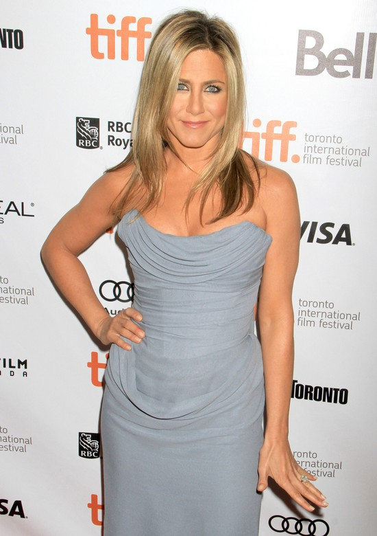 "Jennifer Aniston na premierze filmu ""Life of Crime"""