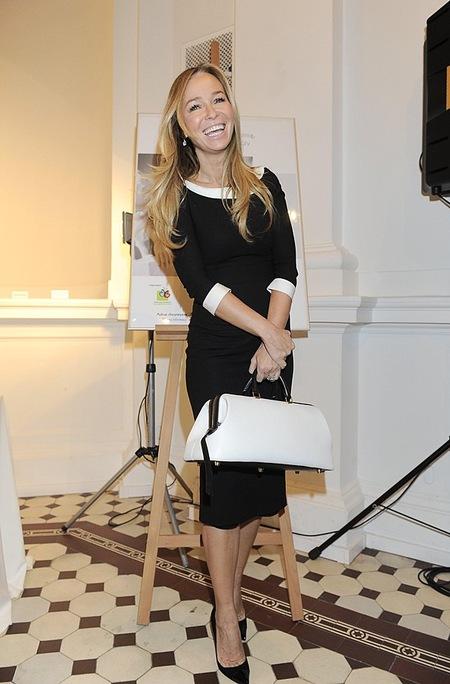 Joanna Przetakiewicz, mała czarna sukienka