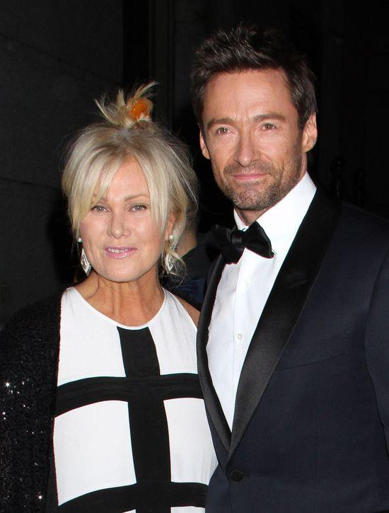 Żona Hugh Jackmana nie zdobyłaby tytułu najseksowniejszej...
