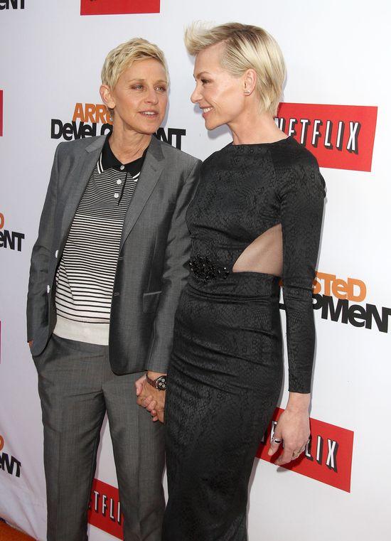 Ellen i Portia nadal zakochane (FOTO)
