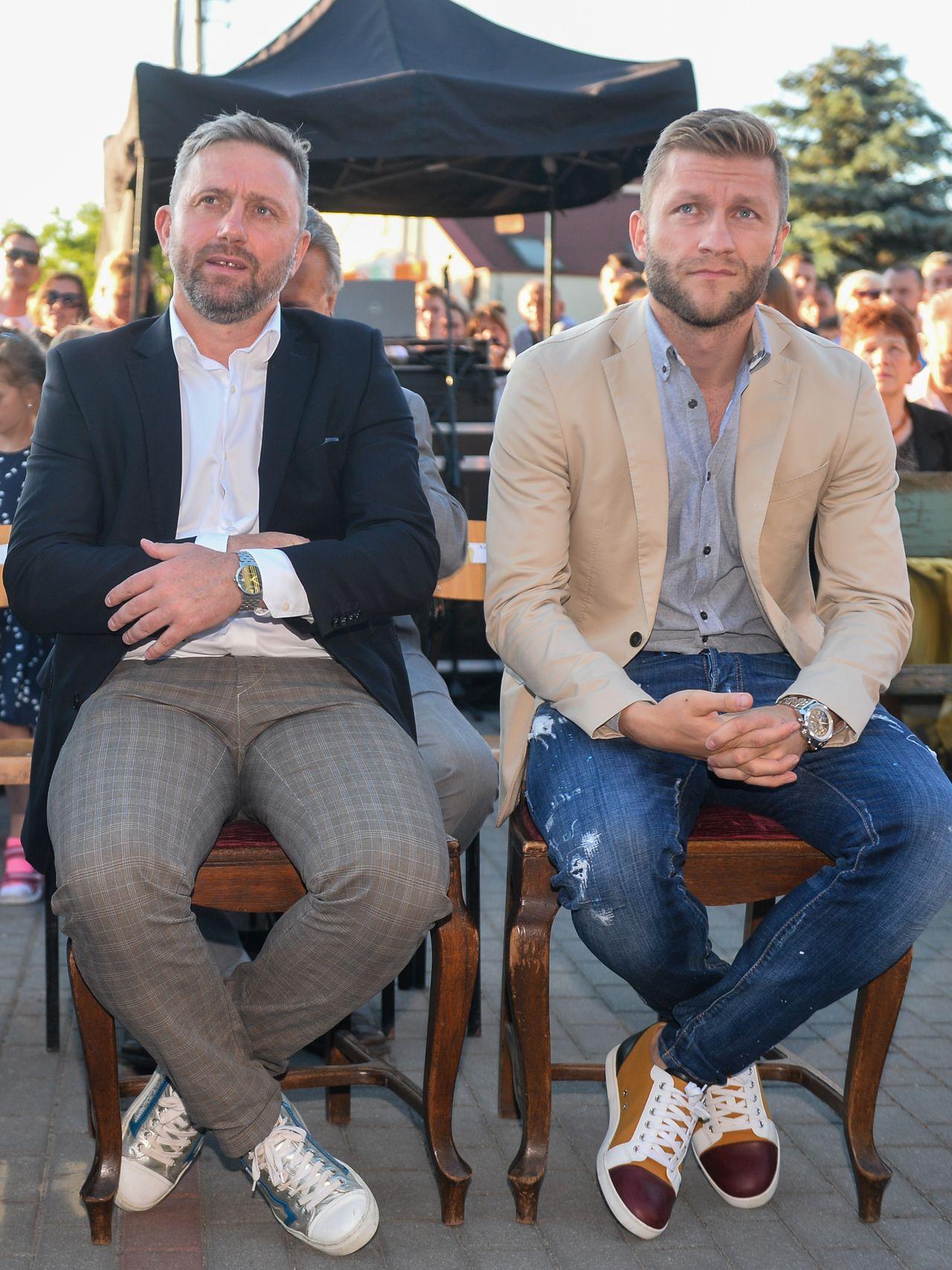 Błaszczykowski ZASTĄPI Lewandowskiego w roli kapitana drużyny?