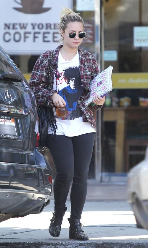 Demi Lovato wróciła do byłego chłopaka!